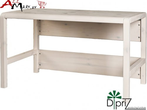 Письменный стол Д 4150 Мадейра Диприз из массива сосны