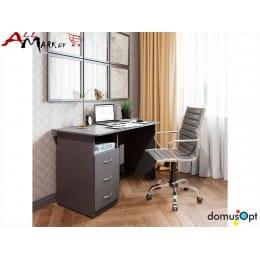 Компьютерный стол Домус СП003 серый