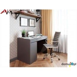 Компьютерный стол Домус СП004Л серый