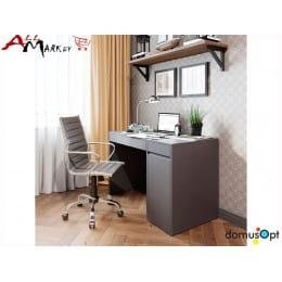 Компьютерный стол Домус СП004П серый