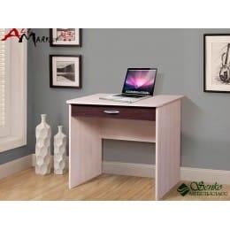 Компьютерный стол Мебель-Класс Форум, венге / дуб шамони