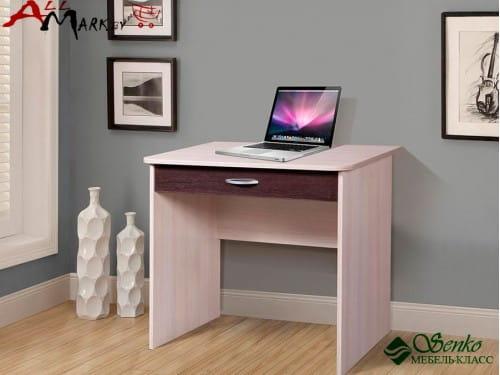 Компьютерный стол Форум Мебель-Класс, венге / дуб шамони