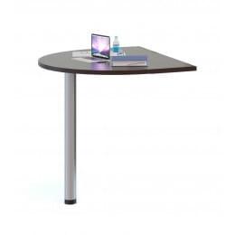 Стол-приставка Сокол-мебель СПР-03 венге