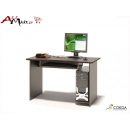 Компьютерный стол Сокол КСТ-04 венге