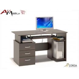 Компьютерный стол Сокол КСТ-08 венге