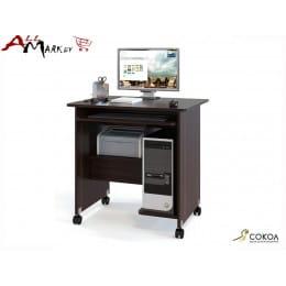 Компьютерный стол Сокол КСТ-10 венге