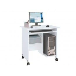 Компьютерный стол Сокол КСТ-10 белый
