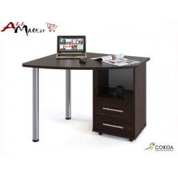 Компьютерный стол Сокол КСТ-102 венге