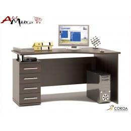 Компьютерный стол Сокол КСТ-104 венге