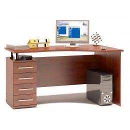 Компьютерный стол Сокол КСТ-104 испанский орех