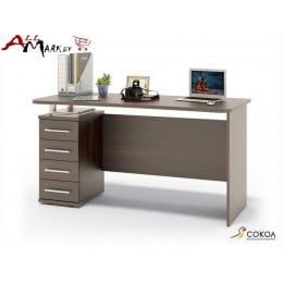 Компьютерный стол Сокол КСТ-105 венге