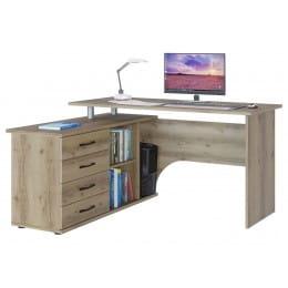Компьютерный стол Сокол КСТ-109 дуб делано
