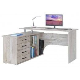 Компьютерный стол Сокол КСТ-109, дуб юкон