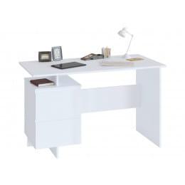 Компьютерный стол Сокол СПМ-19, белый