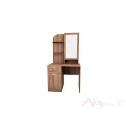 Туалетный стол SV-мебель Вега ВМ-17 ясень шимо темный