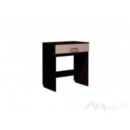 Стол туалетный SV-мебель Эдем 5 дуб венге / дуб млечный