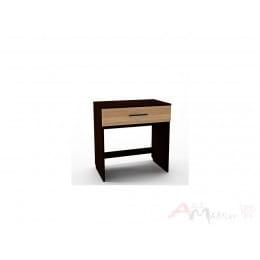 Стол туалетный SV-мебель Эдем 5 дуб венге / дуб сонома