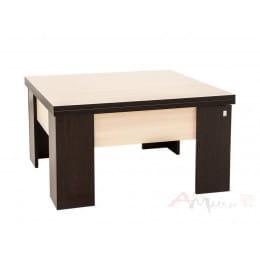 Стол-трансформер SV-мебель 2 дуб венге / дуб млечный