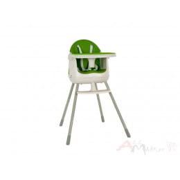 Детский стул для кормления Keter Multi Dine белый / салатовый