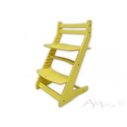 Растущий стул MillWood Вырастайка 2, желтый