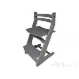 Растущий стул MillWood Вырастайка 2, серый