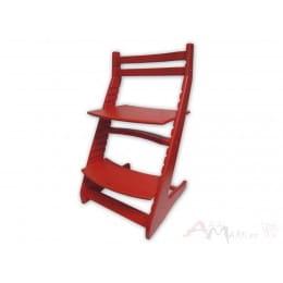 Растущий стул MillWood Вырастайка 2, красный