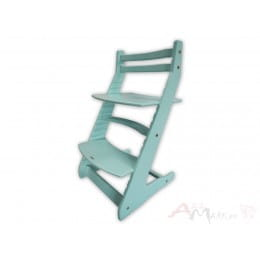 Растущий стул MillWood Вырастайка 2, бирюзовый