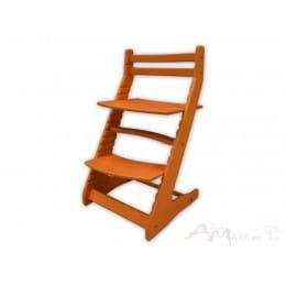 Растущий стул MillWood Вырастайка 2, оранжевый