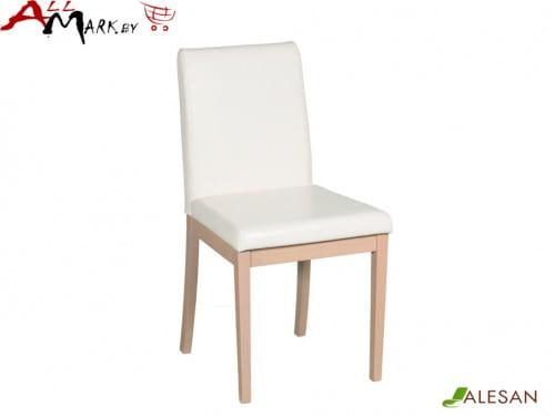 Кухонный стул Фиджи Alesan с каркасом из массива бука, тон дуб