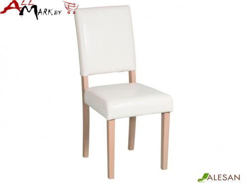 Кухонный стул Инес Alesan с каркасом из массива бука, тон дуб