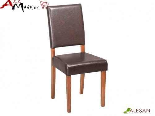 Кухонный стул Инес Alesan с каркасом из массива бука, тон орех, лак