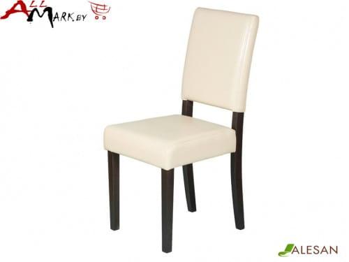 Кухонный стул Инес Alesan с каркасом из массива бука, венге