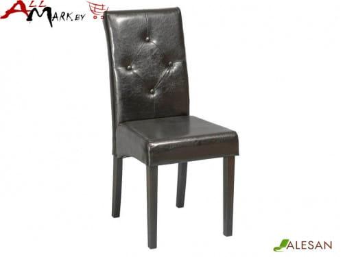 Кухонный стул Маэстро 3 Alesan с каркасом из массива бука, венге