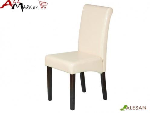 Кухонный стул Маэстро Alesan с каркасом из массива бука, венге