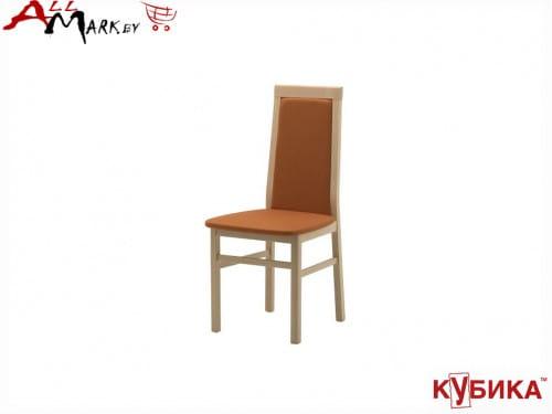 Кухонный стул Генуя Кубика на деревянном каркасе из массива бука