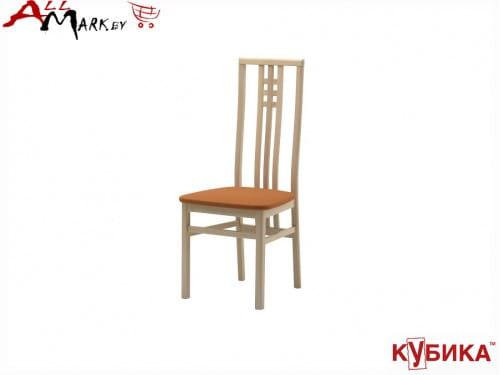 Кухонный стул Манзано Кубика на деревянном каркасе массив бука