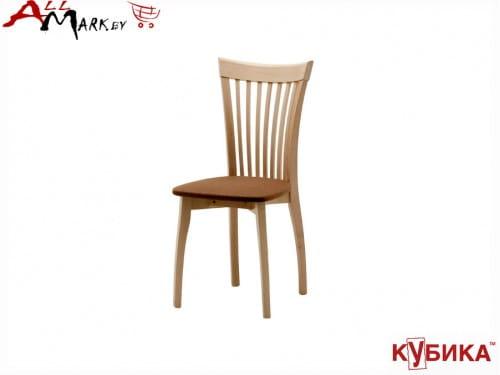 Кухонный стул Удине Кубика на деревянном каркасе массив бука