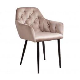 Кресло Sedia Dinar бежевый