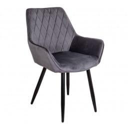 Кресло Sedia Pablo, серый