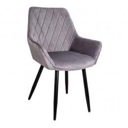 Кресло Sedia Pablo, светло-серый
