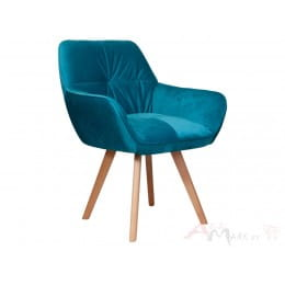 Кресло Sedia Soft бирюзовое