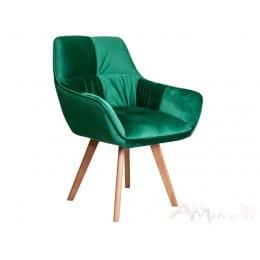 Кресло Sedia Soft зеленое