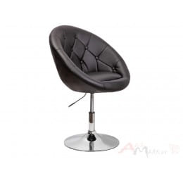 Кресло Sedia Paris черный