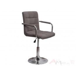 Кресло Sedia Rosio серый