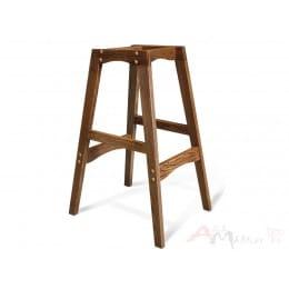 Каркас барного стула Sheffilton SHT-S65 дуб брашированный коричневый