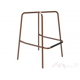 Каркас барного стула Sheffilton SHT-S29 медный металлик