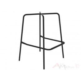 Каркас барного стула Sheffilton SHT-S29 черный муар