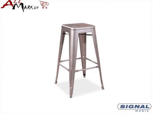 Барный стул Long стальной Signal