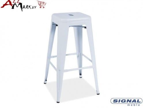 Металлический барный стул Long Signal