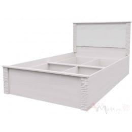 Кровать SV-мебель Гамма 20 90x200 ясень анкор светлый / сандал светлый